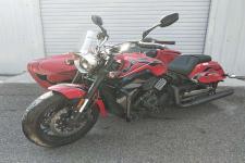 赛阳牌SY800B型边三轮摩托车图片