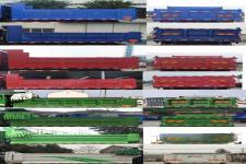 王牌牌CDW3161A2Q5型自卸汽车图片