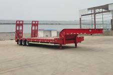富源達10.5米30.2噸3軸低平板半掛車(FVD9370TDP)