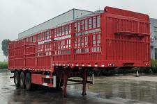 尧12米33.2吨3轴仓栅式运输半挂车(YYP9400CCYE)