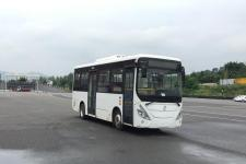 东风牌EQ6810GPBEV型纯电动城市客车图片