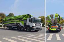 中联牌ZLJ5440THBSF型混凝土泵车图片