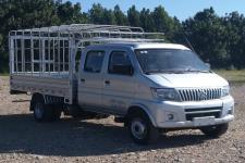 长安牌SC5031CCYSBAK6型仓栅式运输车图片