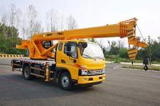 国六 江淮汽车起重机  新飞工10吨5节臂32米汽车吊 厂家直销18771343716