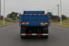 东风牌DFV3181GP6D型自卸汽车图片