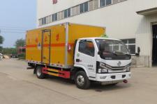 东风多利卡国六4米2杂项危险物品厢式运输车