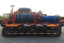 海智达牌JJY9701TLG型连续油管作业半挂车图片