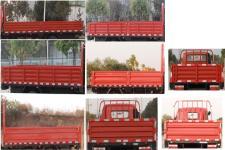 东风牌EQ3110S8GDFAC型自卸汽车图片