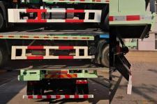 物探牌WTJ5110TZJDF型钻机车图片