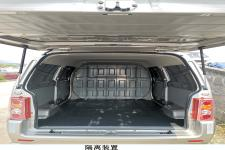 长安牌SC5021XXYLQ6A1型厢式运输车图片