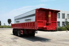 霸申特8米32吨3轴自卸半挂车(BST9400ZHX)