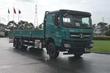 北奔国六后双桥,后八轮货车350马力12370吨(ND1250BD6J7Z01)