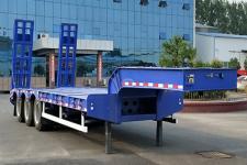 腾运11米32.6吨3轴低平板半挂车(LLT9400TDP)