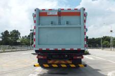 广环牌GH5253ZDJ型压缩式对接垃圾车图片