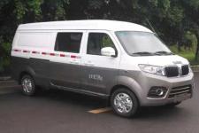 鑫源牌JKC5021XXY-X6CTX型厢式运输车图片