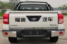 福迪牌NHQ1030B6型多用途货车图片