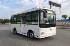 6米|10-12座宏远纯电动城市客车(KMT6601GBEV)