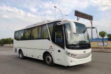 8.1米|24-34座宏远纯电动城市客车(KMT6803GBEV)
