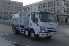 悦达牌YD5080ZDJQLE6型压缩式对接垃圾车图片