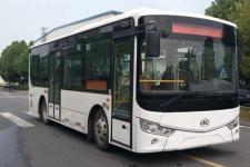 8.5米|15-30座安凯纯电动城市客车(HFF6855G03EV11)