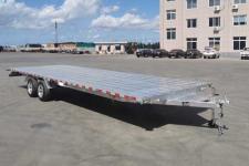 吉鲁恒驰9.1米2.6吨2轴中置轴挂车(PG9032)