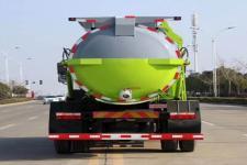 聚尘王牌HNY5165TCAE6型餐厨垃圾车图片
