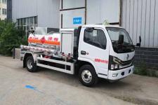 国六东风多利卡易燃液体罐式运输车 厂家直销 价格最低