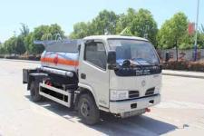 楚飞牌CLQ5040GRY6E型易燃液体罐式运输车图片