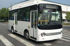 6.5米|10-17座安凯纯电动城市客车(HFF6650GEV33)