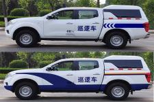 森源牌SMQ5033TXUN6型巡逻车图片