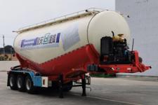 凌河9.1米32.8噸3軸中密度粉粒物料運輸半掛車(LH9401GFLBR33)
