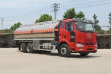 國六J6鋁合金運油車