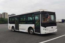 8.5米紫象纯电动城市客车