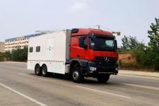 程力威牌CLW5210XZH5型指挥车