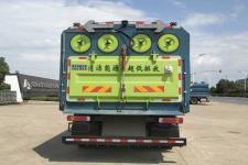 华威驰乐牌SGZ5189TXCZZ6T5L型吸尘车图片