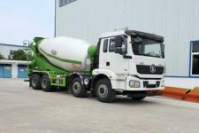 华专一牌EHY5310GJBSX5型混凝土搅拌运输车图片