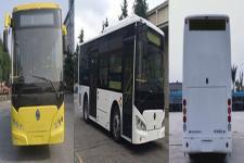 紫象牌HQK6859UBEVU7型纯电动城市客车图片2
