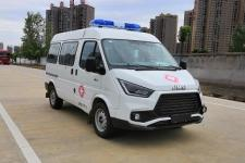 国六江铃特顺救护车厂家直销价格