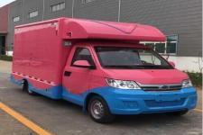 程力威牌CLW5020XSHRL6型售货车