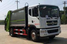 国六东风12吨压缩式垃圾车