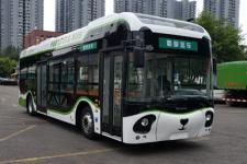 蜀都牌CDK6110CFCEV型燃料电池低入口城市客车图片