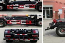 程力威牌CLW5090ZXX6型车厢可卸式垃圾车图片
