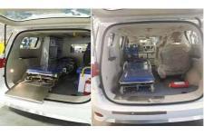程力牌CL5031XJHS6型救护车图片