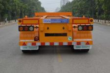 天骏德锦牌TJV9400TJZK型集装箱运输半挂车图片