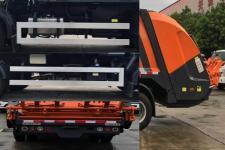东风牌SE5083ZYS6型压缩式垃圾车图片