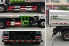 程力威牌CLW5090ZZZ6型自装卸式垃圾车图片