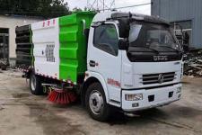 中运威牌ZYW5120TXS6EQ型洗扫车图片