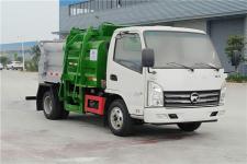 程力牌CL5040TCACC6型餐厨垃圾车