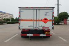 专威牌HTW5045XRYE6型易燃液体厢式运输车图片