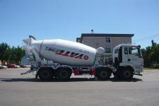 亚特重工牌TZ5310GJBSAEM型混凝土搅拌运输车图片